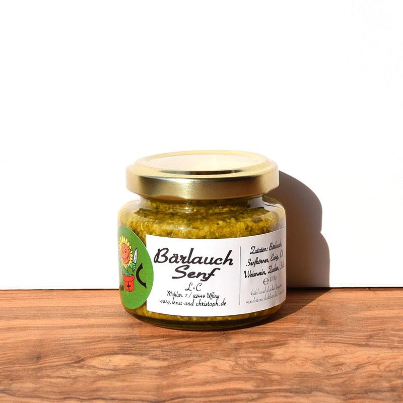 Bärlauch Senf Image