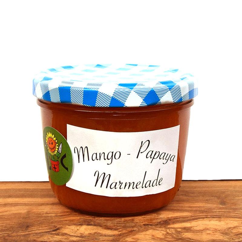 Mango-Papaya Marmelade Image