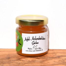 Apfel-Holunderblüten Gelee 55g