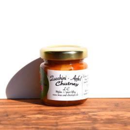 Zucchini-Apfel Chutney 50g