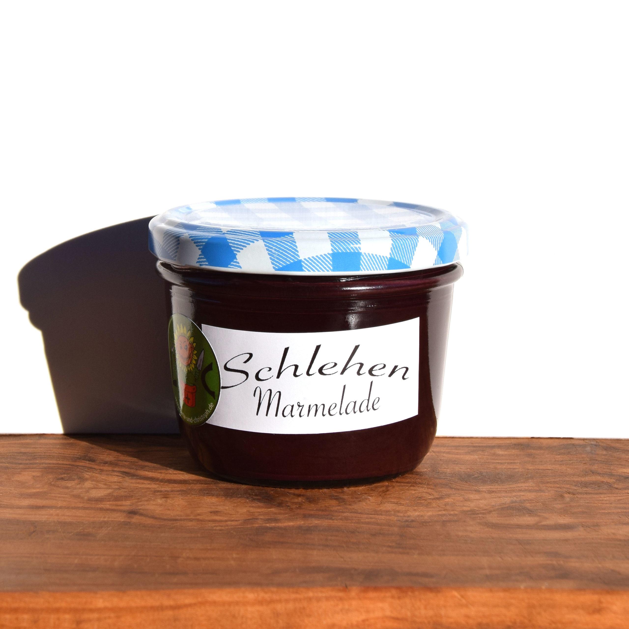 Schlehen Marmelade Image